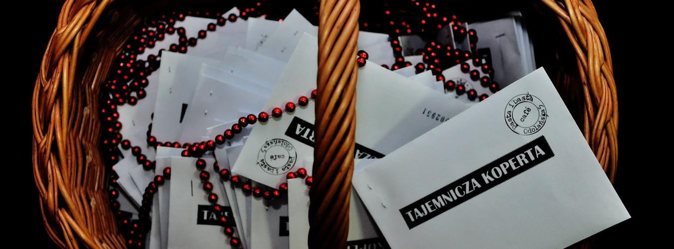 Noworoczne prezenty od Pasty - pora otworzyć tajemnicze koperty!